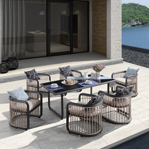 Picture of City Dining Set  7τεμ.  Ε6735