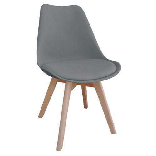 Picture of ( Σετ   4  τμχ. ) Καρέκλα Martin PU  EM136,44