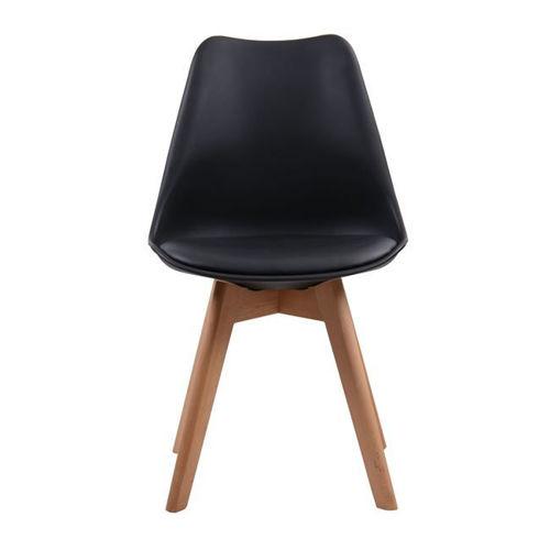 Picture of ( Σετ  4  τμχ. )  Καρέκλα Martin PU  EM136,24