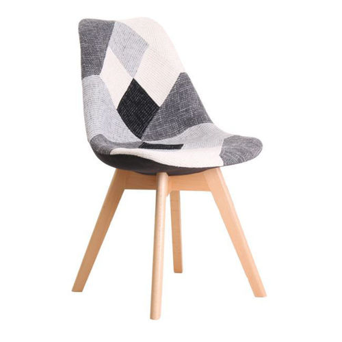 Picture of (Σετ  4  τμχ.) MARTIN καρέκλα Ξύλο  EM136,81