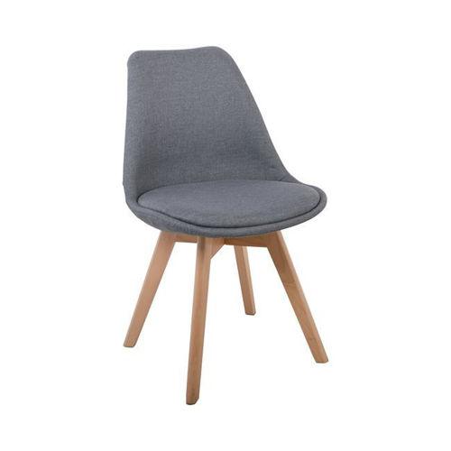 Picture of ( Σετ  4  τμχ. )  MARTIN καρέκλα Ξύλο  EM136,44F