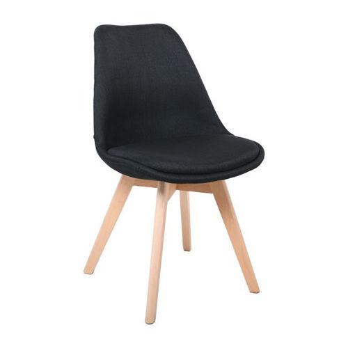 Picture of ( Σετ  4  τμχ. )  MARTIN καρέκλα Ξύλο  EM136,24F